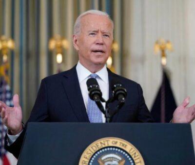 Joe Biden has Covid-19 sponsor chance after approval